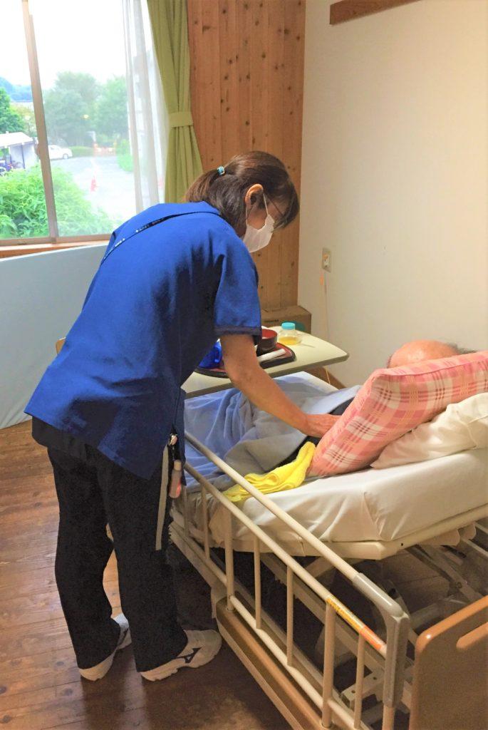 看護師 吉田佳枝