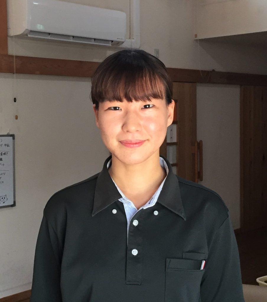 ユニットリーダー 小林亜由香